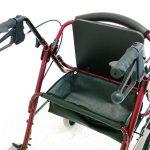Pacer Aluminium Seat Up