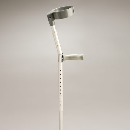 Elbow Double Adjustable Crutch